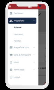 software-cellulare-menu-formazione